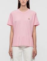 MAISON KITSUNÉ Fox Head Patch SS T-Shirt