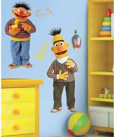 Sesame Street Roomates Giant Burt and Ernie Wall Decal