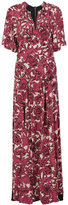 Burberry Beasts print longline dress