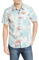 O'Neill Men's Essence Floral Print Woven Shirt