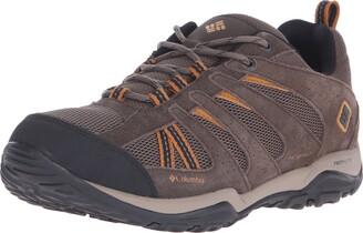 Columbia Men's North Plains Drifter Waterproof Hiking Shoe