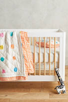 Anthropologie Dotingly Dotted Toddler Quilt & Playmat