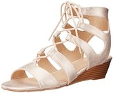 Chinese Laundry Women's Most Lizard Wedge Sandal