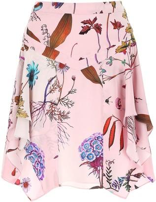 Stella McCartney Floral Skirt