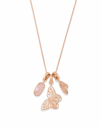 Kendra Scott Metastatic Breast Cancer Necklace Charm