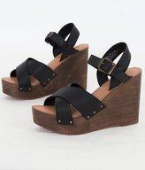 Rag & Co Leather Sandal