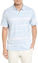 Tommy Bahama Men's Leaf On The Water Pique Polo