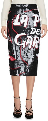 Olympia Le-Tan 3/4 length skirts