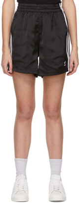 adidas Black Adicolor Classics Shorts