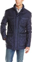 Andrew Marc Men's Patton Four Pocket Quilted Jacket