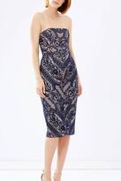 Style Stalker Stylestalker Vivid Strapless Dress