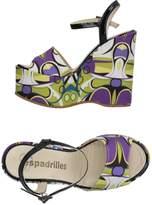 Espadrilles Sandals - Item 11275635