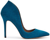 Reiss Ottavia Suede High-Back Suede Shoes