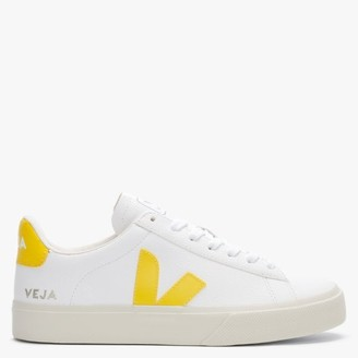 Veja Campo Chromefree Leather Black White Trainers