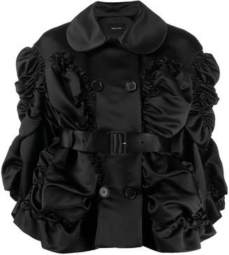 Simone Rocha ruched jacket