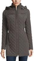 ST. JOHN'S BAY St. John's Bay Front-Zip Quilt Jacket
