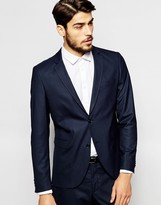 Jack and Jones Suit Jacket With Stretch In Slim Fit