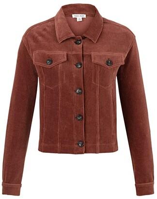 Tribal Boxy Crop Jacket (Hazel) Women's Clothing