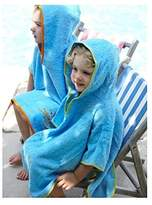 Cuddledry Supersoft Bamboo Swim Poncho - Pack of 6