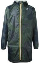 Les (Art)ists K-Way X zip up jacket - unisex - Polyester - L