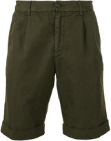 Aspesi bermuda shorts - men - Cotton/Linen/Flax - 52