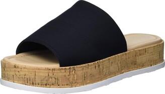 Via Spiga Women's V-Garcella Slides Sport Sandal