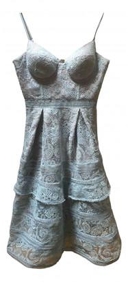Self-Portrait Navy Lace Dresses