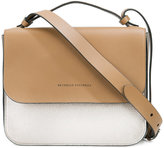 Brunello Cucinelli Bend crossbody bag - women - Leather - One Size