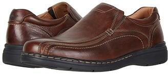 Dockers Mosley (Black Soft Tumbled Full Grain) Men's Shoes