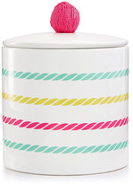 Martha Stewart Collection Whim by Martha Stewart Collection Flamingo Kiss Small Jar, Created for Macy's