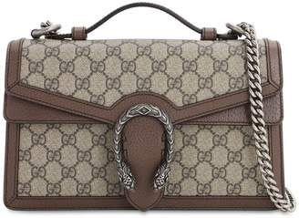 Gucci DIONYSUS GG SUPREME TOP HANDLE BAG