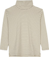 TINY COTTONS Striped turtle neck top 4-10 years