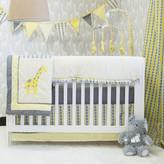 Pam Grace Creations Argyle Giraffe 10 Piece Crib Bedding Set