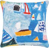 Sheridan Ken Done Sunday Sailing Cushion