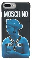 Moschino Statue Graphic Iphone 6/6S/7 Case - White