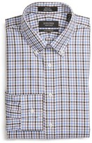 Nordstrom Men's Traditional Fit Non-Iron Check Dress Shirt
