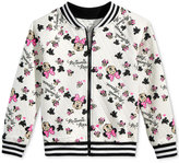 Disney Disney's Minnie Mouse Quilted Bomber Jacket, Big Girls (7-16)