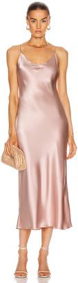 SABLYN Taylor Slip Dress in Cherry Blossom | FWRD