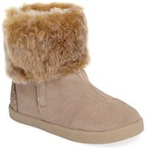 Toms Toddler Girl's Tiny Nepal Boot
