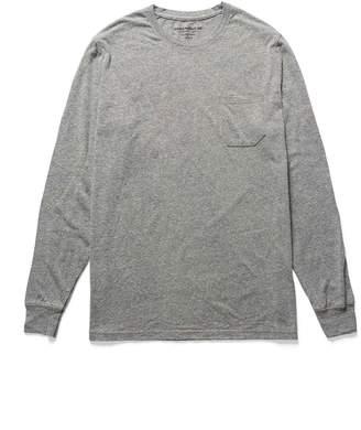 Richer Poorer Long Sleeve Pocket T-Shirt
