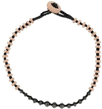 Tateossian Bamboo Gear bracelet