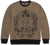 McQ by Alexander McQueen Camouflage Logo Sweater.