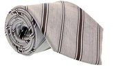 Gianfranco Ferre J032 U17 Black/white Silk Mens Tie.