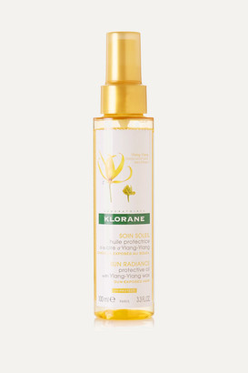 Klorane Sun Radiance Protective Oil, 100ml - Colorless
