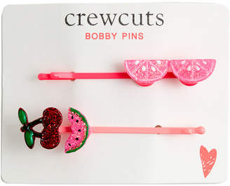 J.Crew Crewcuts By Fruit Face Hair Pin Pack