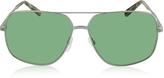 Marc Jacobs MJ 594/S Metal Aviator Sunglasses