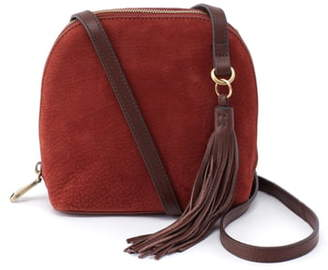 Hobo Nash Leather Crossbody Bag
