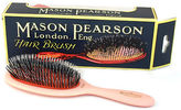Mason Pearson NEW Pink Junior Bristle & Nylon Brush