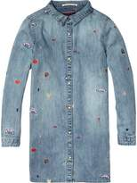 Scotch & Soda Denim Shirt Dress