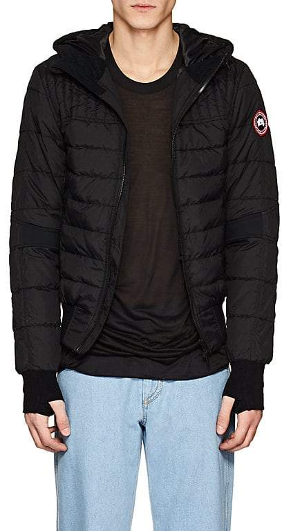 Canada Goose Men's Cabri Down-Quilted Hooded Jacket